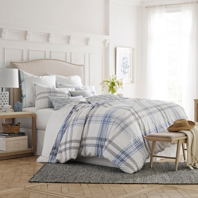 Southern Tide Sea Breeze Comforter Set In White Blue With Images