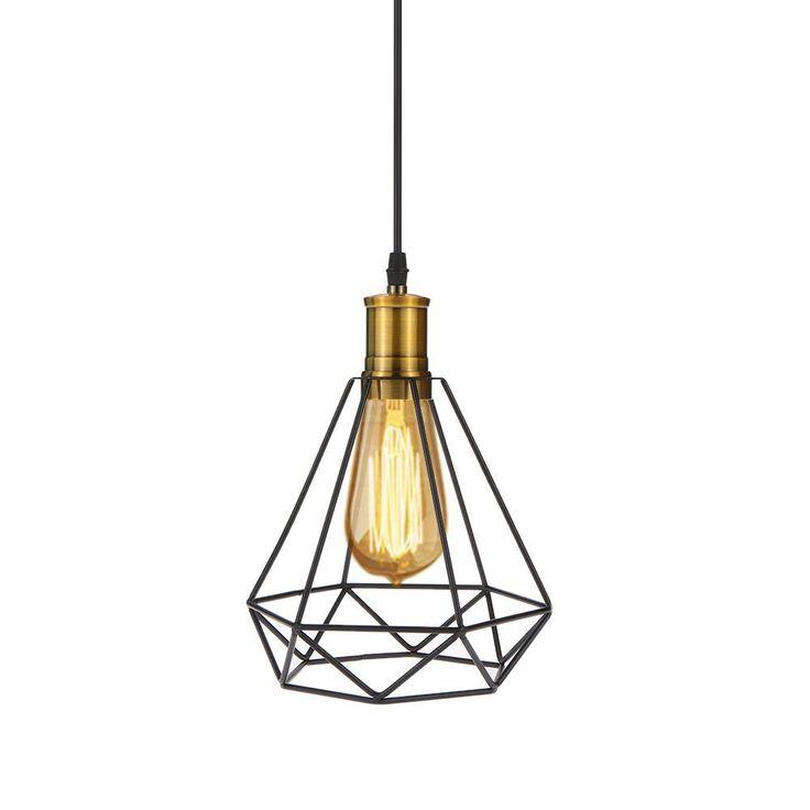 Werbung Tomshine E27 Led Vintage Hngeleuchte Retro Deckenlampe Lampenfassung
