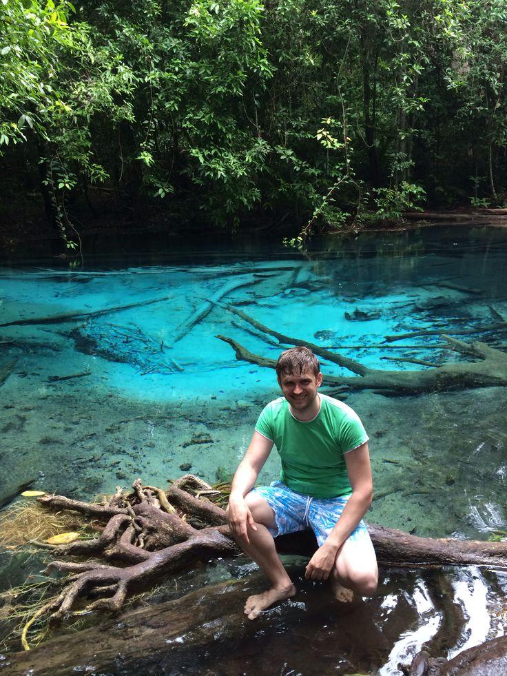 Blue Pool Thailand