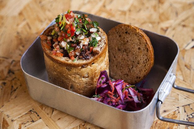Bunny Chow | 21 Places In London You Can Eat Lunch For Under A Tenner