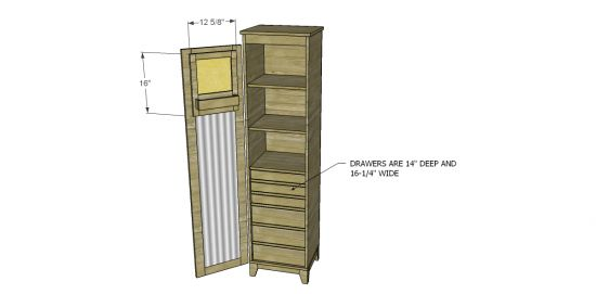 PB Teen Inspired Hampton Tower plans, this is part 2, part 1 on another pin