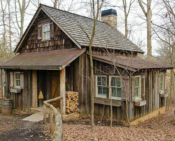 Camp creek cabin pleasant hill mississippi village of for Cottages at camp creek