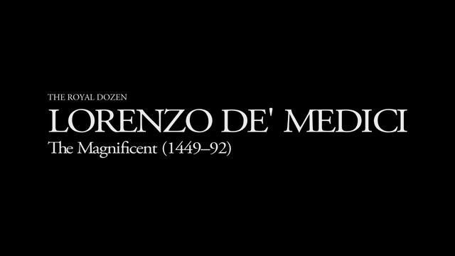 Alexia Sinclair: Lorenzo de' Medici - The Magnificent