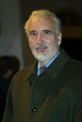 Christopher Lee, Actor: The Lord of the Rings: The Fellowship of the Ring. Sir Christopher Frank Carandini Lee is perhaps the only actor of his generation to have starred in so many films. Although most notable for personifying bloodsucking vampire, Dracula, on screen, he has portrayed other varied characters on screen, most of which were villains, whether it be Francisco Scaramanga in the James Bond film, The Man with the Golden Gun (1974), or Count Dooku in Star Wars:...