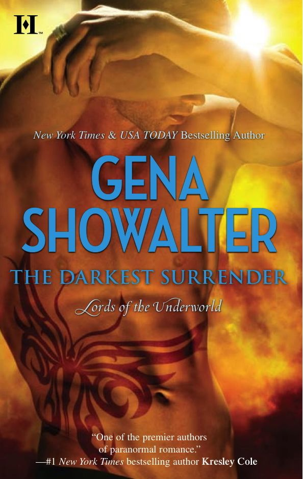 Gena Showalter - Lords of the Underworld series...loooove this series.
