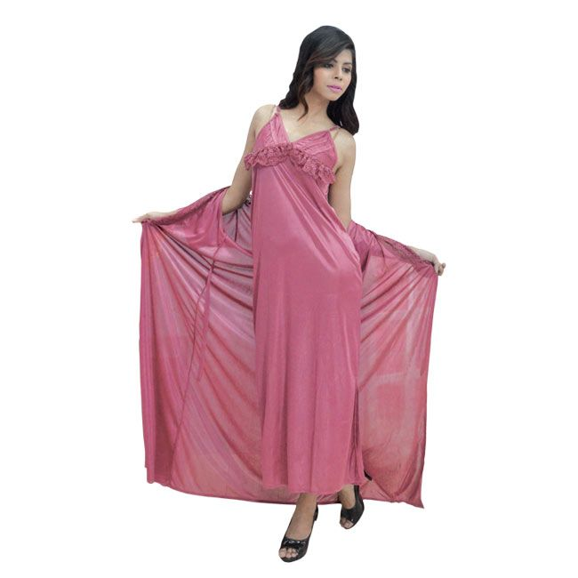 4 pieces nighty is an exclusive piece of nightwear for superior comfort and amazing looks, comfort is the at most concern when we talk about nightwears cause discomfort will not allow to have a sound sleep.   Order Now @ 09312100300