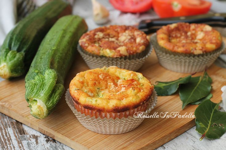 Sformatini alle zucchine, ricetta facile e veloce