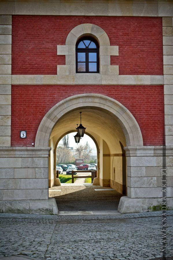 Brama Szczebrzeska -od frontu