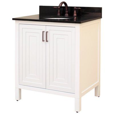 "Best Deal - Sagehill Designs AD2421 Audra 24"" Bathroom Vanity Cabinet Only"