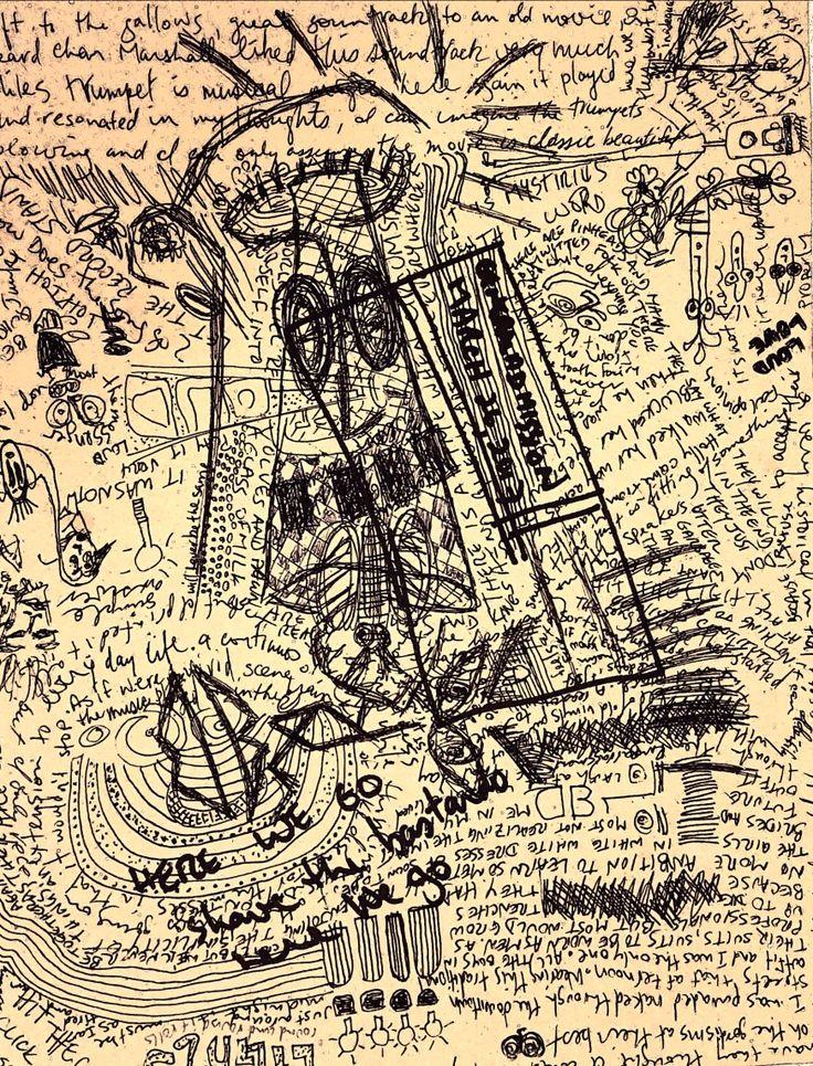 Untitled doodle I