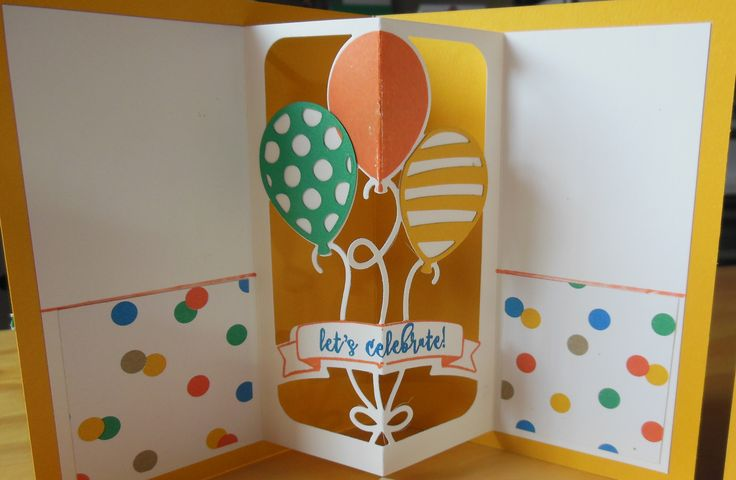 Casing the catalog - pg 4 - 2017 Occasions Catalog - Balloon Adventures - Party Animal DSP Balloon Pop UP Thinlets