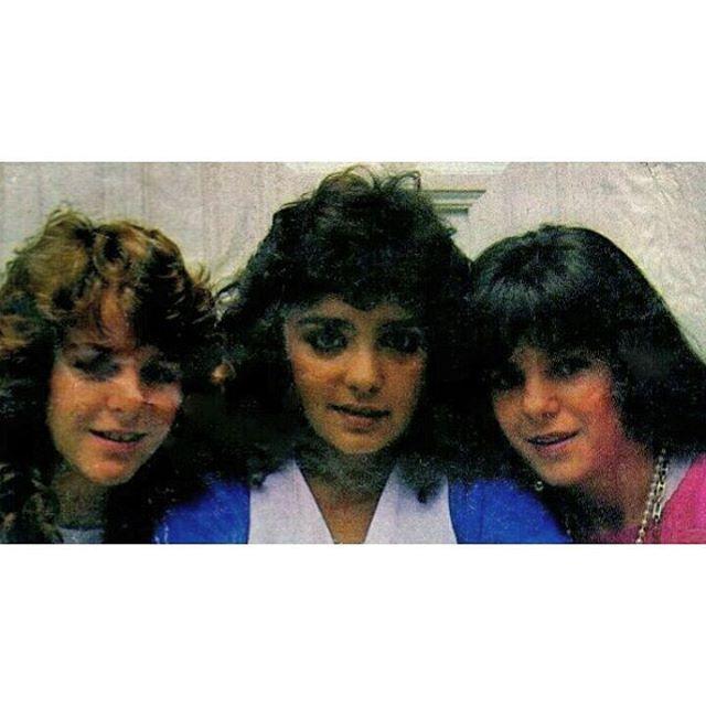 #Pandora #elComienzo #delCamino #bellas #año1985 #Pandora30Años