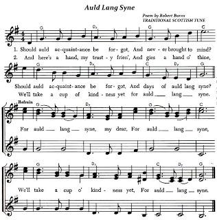 Robert Burns Country: Auld Lang Syne: