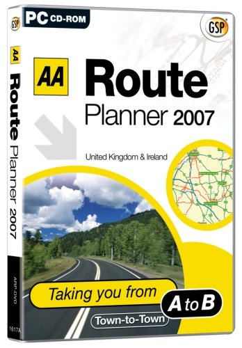 GSP AA Route Planner (PC) - http://www.cheaptohome.co.uk/gsp-aa-route-planner-pc/