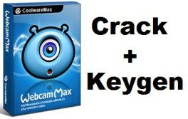 WebcamMax 8.0.7.8 Crack With Keygen
