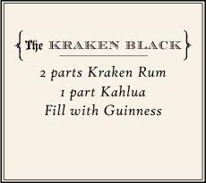 Drink Mixes With Kraken Rum