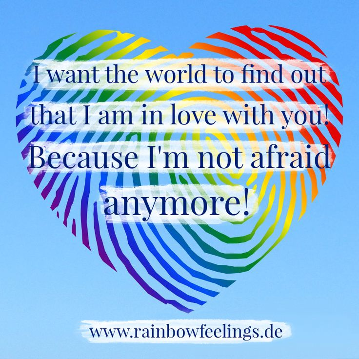 Rainbowfeelings, lesbische Sprüche, Coming Out, LGBT, love is love