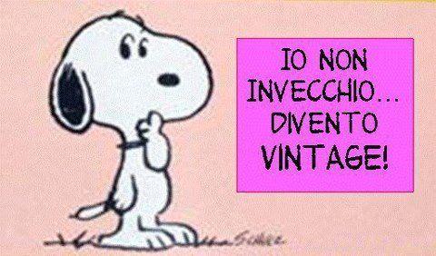 Vintage not old