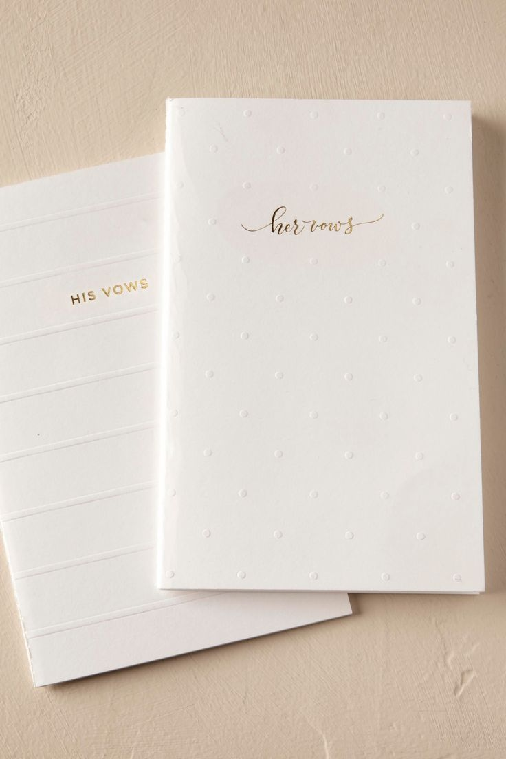 His u0026 Hers Vow Books 2 from