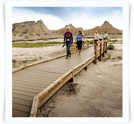 the badlands national park a monument of south dakota Authorized as badlands national monument on march 4, 1929, it was not established until january 25, 1939  prairie, badlands national park , south dakota.