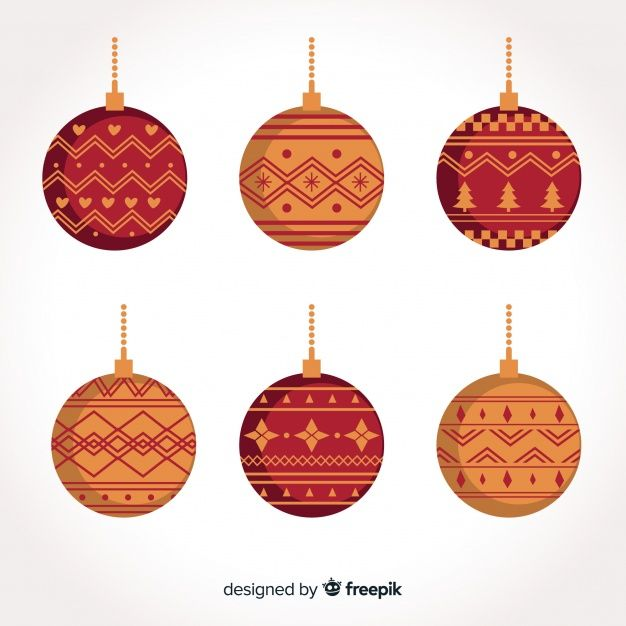 Download Christmas Balls Collection For Free Graficos