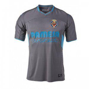 Villarreal CF 2017-18 Season Third El Submarino Amarillo Shirt [K654]
