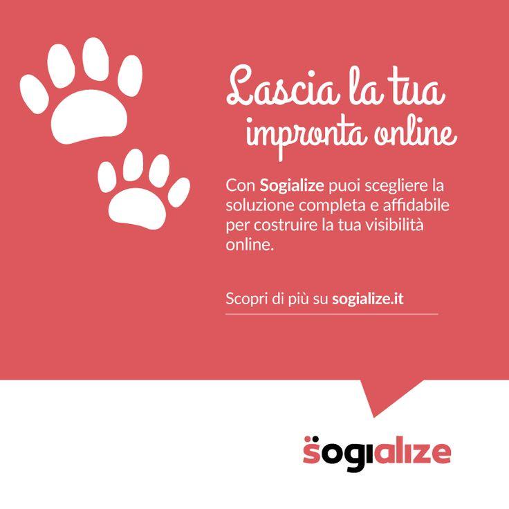 Creiamo impronte digitali :) #content #socialmediatips #communitymanager #visibilità #milano #roma #DigitalMarketing #comunicazione #marketing