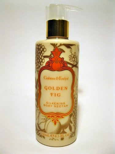 Crabtree & Evelyn GOLDEN FIG Silkening Body Nectar 250ml (8.5 fl oz) , http://www.amazon.ca/dp/B00BNPBJ7Y/ref=cm_sw_r_pi_dp_hn2trb06TDWK9