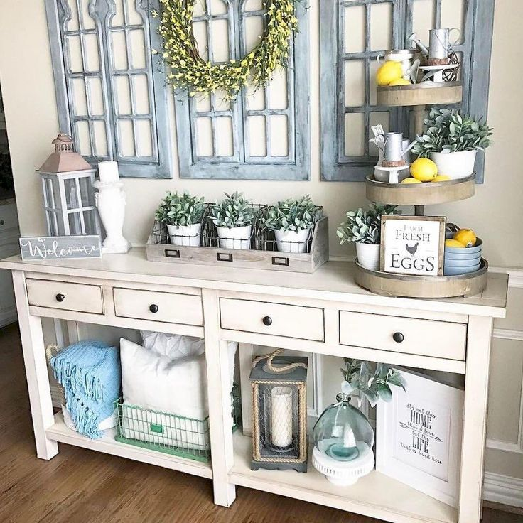 43 Beautiful Rustic Entryway Decoration Ideas: 25+ Best Ideas About Entryway Furniture On Pinterest