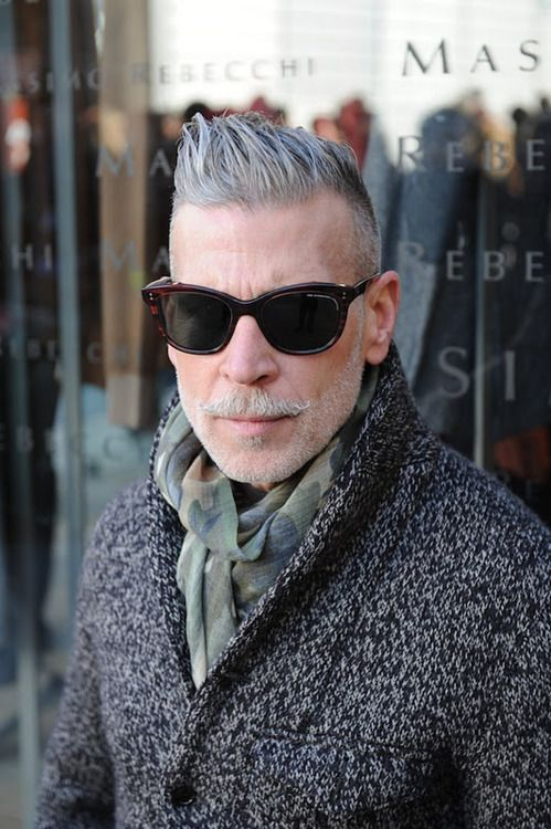with any luck, i hope to be as dashing as Nick Wooster when i'm his age....