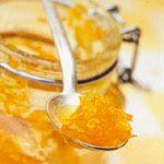 Gekonfijte sinaasappel, citroen en mandarijnschillen