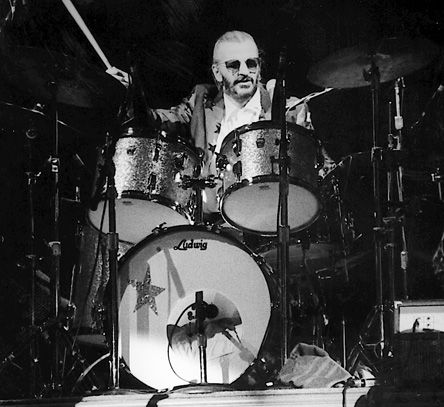 """I never studied anything, really. I didn't study the drums. I joined the band and made all the mistakes onstage.""  ― Ringo Starr (considered by many to be the single most influential rock drummer of all time)"