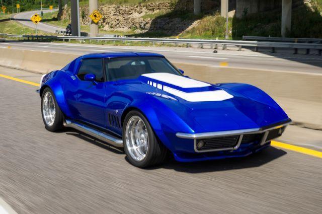 LS-Powered 1969 Chevrolet Corvette Stingray Comes Full Circle