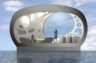 Houseboat Concept - very interesting!