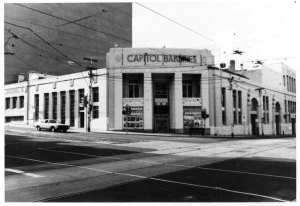 Capitol Bakeries corner of Toorak Road & Chapel Street South Yarra