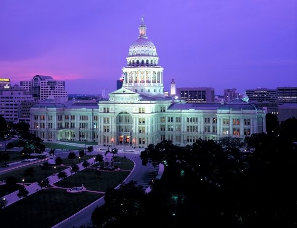 The Violet Crown City