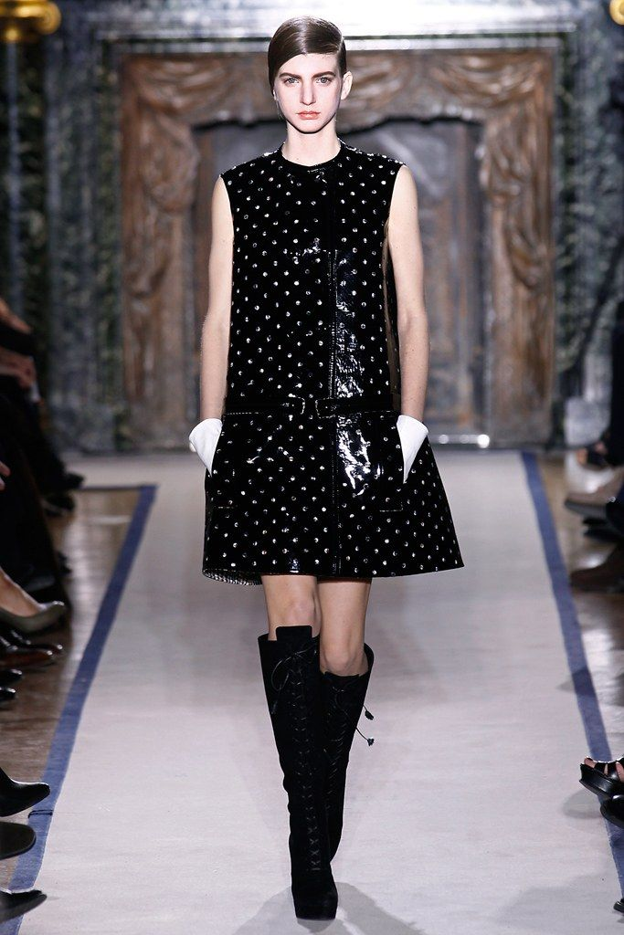 Saint Laurent Fall 2011 Ready to Wear Collection Photos   Vogue
