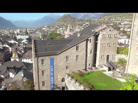 Sion Capitale du Valais  Film de l'Office du Tourisme de SION / www.siontourisme.ch  http://www.youtube.com/watch?v=xQQ-CNKJ1Zo