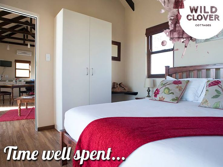 Come and enjoy a peaceful getaway at our cottages overlooking the Villiera Wildlife Sanctuary. Link: http://ow.ly/GDzc300Leai