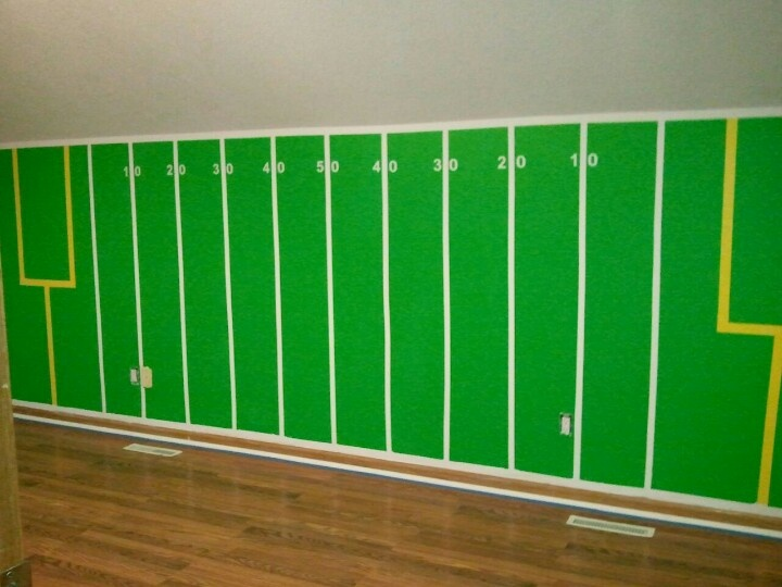 Football Field Wall Part 70