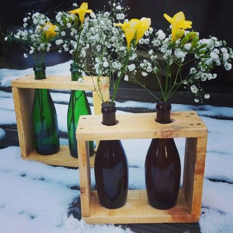 Mother's Day gifts #pallet #upcycling