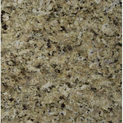 """MSI 18"""" x 18"""" Granite Field Tile in New Venetian Gold"""