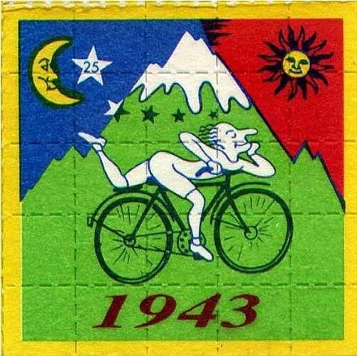ALBERT HOFMANN & LE LSD