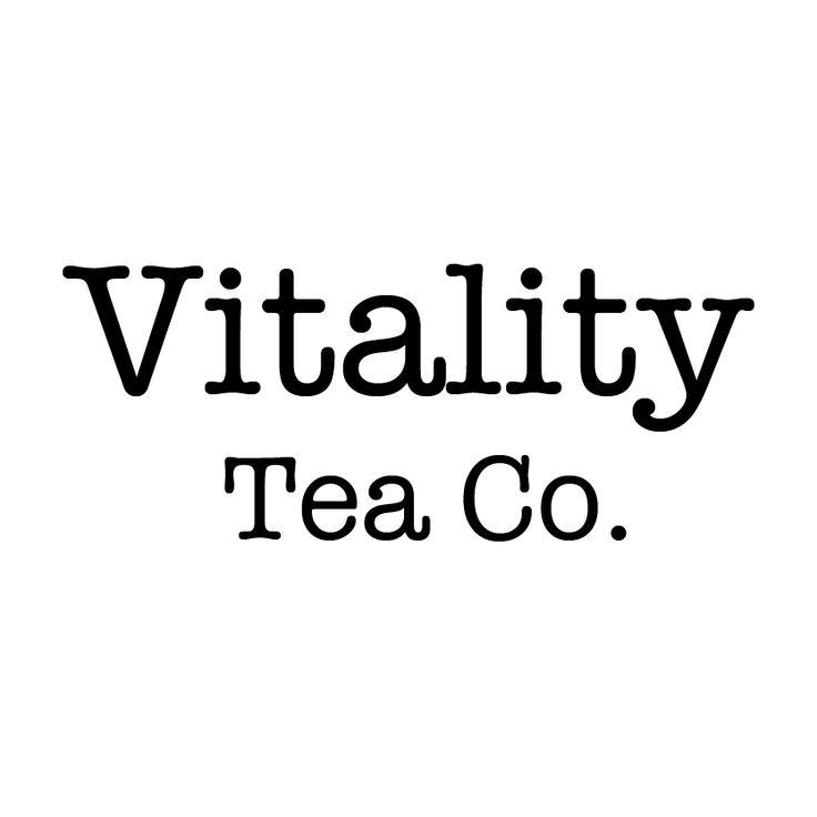 Whole Leaf Tea Range. 100% natural. Vitality Tea Co.