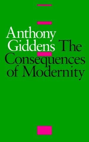 9 best anthony giddens images on pinterest book lists books to the consequences of modernity anthony giddens fandeluxe Choice Image