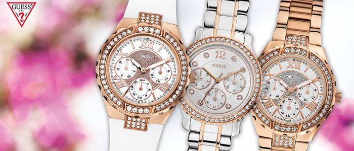Ανδρικά και Γυναικεία ρολόγια GUESS για μοντέρνες και ξεχωριστές εμφανίσεις! Δείτε όλη τη συλλογή εδώ: http://www.oroloi.gr/index.php?cPath=387