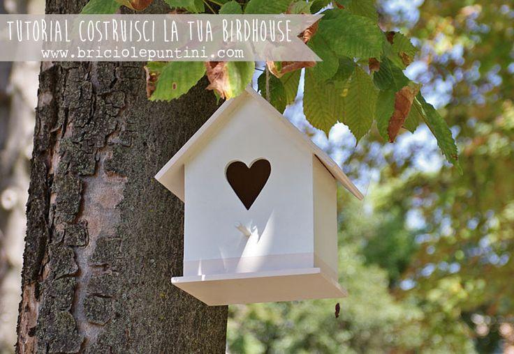 Aspettando la primavera: costruisci la tua birdhouse