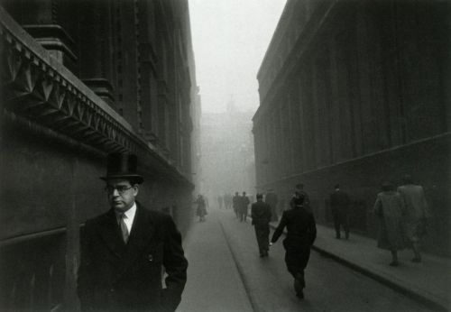 Robert Frank London, 1951-1953 From London/Wales Thanks to liquidnight