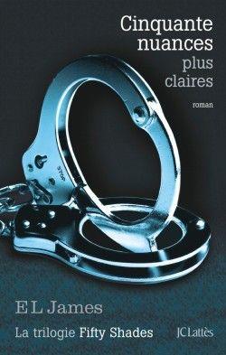 Couverture de Cinquante nuances plus claires -   Finished read