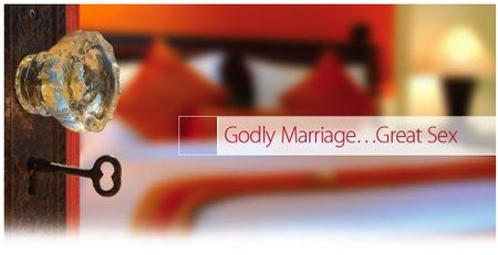 Is 'Great Sex' the real hallmark of a Godly Marriage? And are Christians really 'in the dark' when it comes to sex? How difficult can this be?